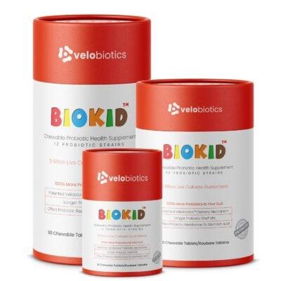 BioKid Probiotic Chewable Tablets
