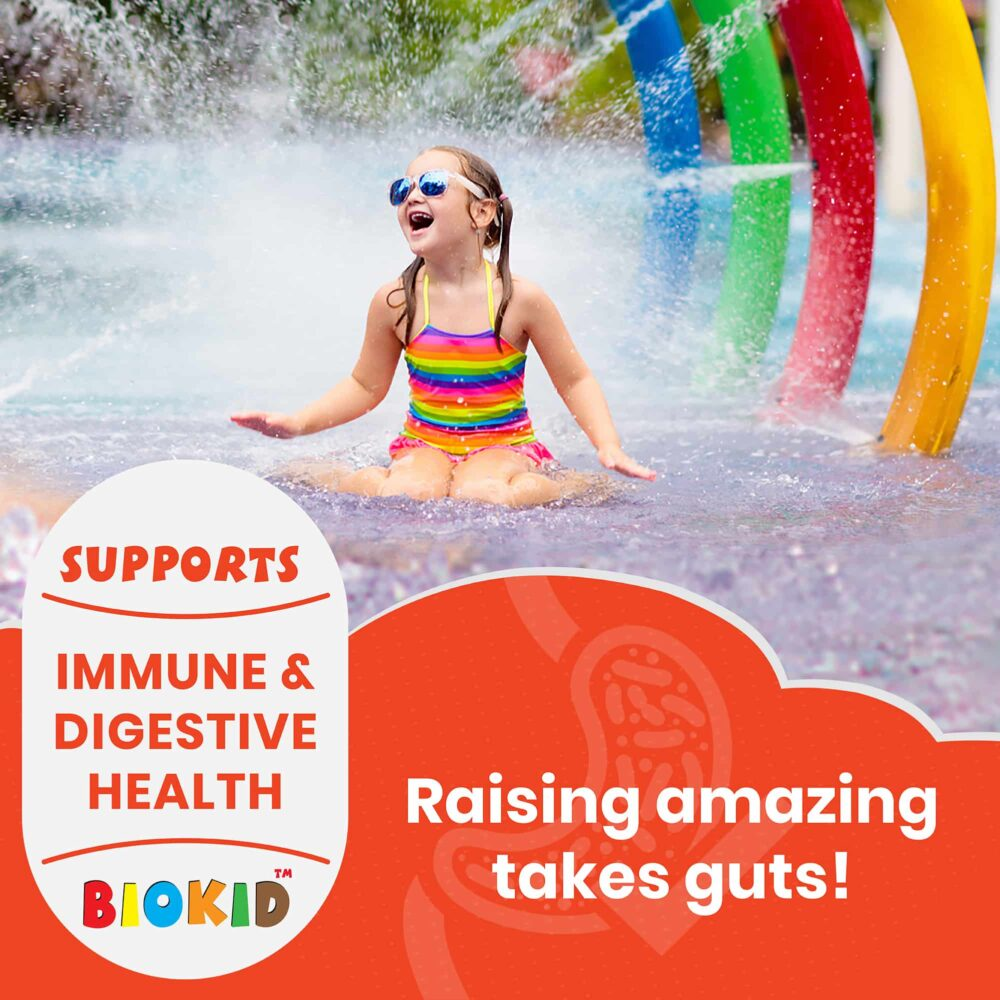BioKid Probiotic Chewable Tablets for Children