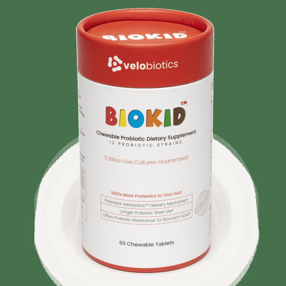 BioKid Probiotic Chewables for Children