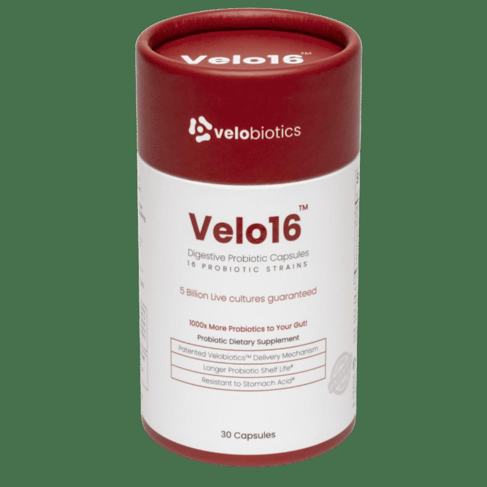 Velo16 Probiotics Digestive Capsules
