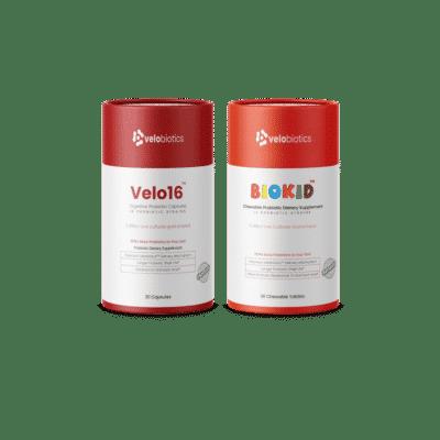 Velobiotics GutBundle for Single Dads