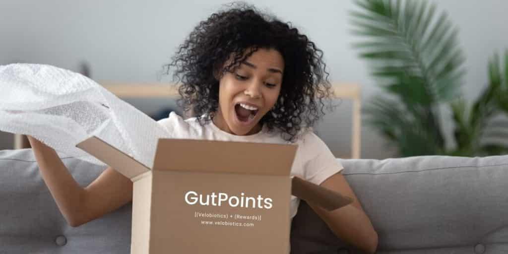 Velobiotics GutPoints Loyalty Program