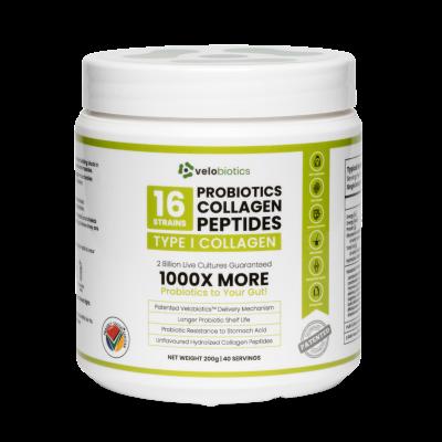 Probiotics Collagen Peptides