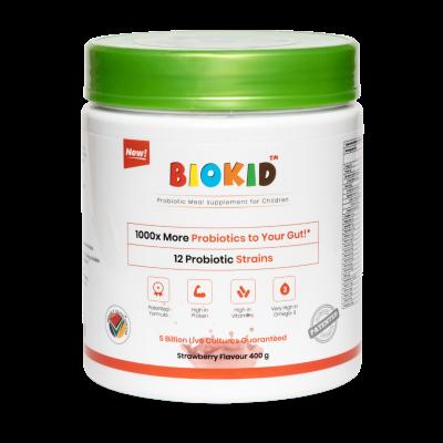 BioKid Probiotics Meal Strawberry